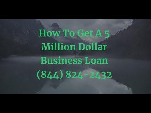 5 Million Dollar Business Loan - Elite Business Funding Million Dollar Business Credit Lines Here