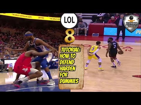 NBA 'LOL' Moments Part 8