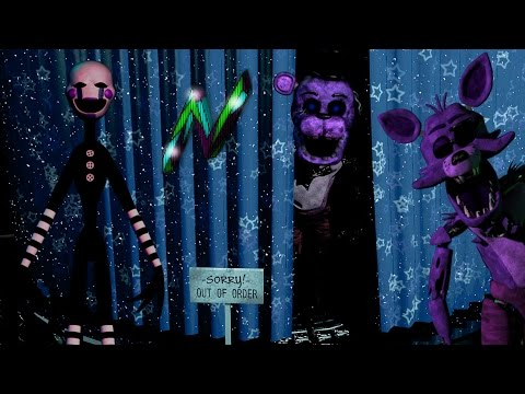 Five Nights at Freddy's Remix - Never Alone - Nitroglitch