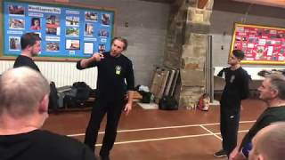 S.A.T some advanced WingChun explanations