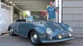 Here's Why This Porsche Speedster Isn't Worth $200,000-- Because It's a Volkswagen
