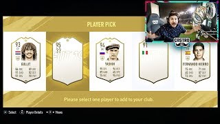 PRIME ICON PLAYER PICK PACKS!! FIFA 19