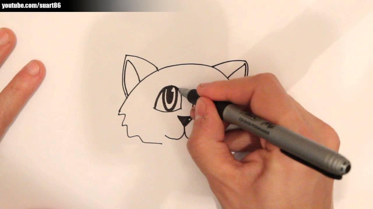 Kako Nacrtati Macku Youtube