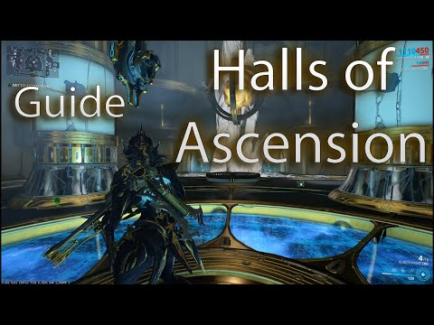 Completing All Halls of Ascension Guide | Warframe