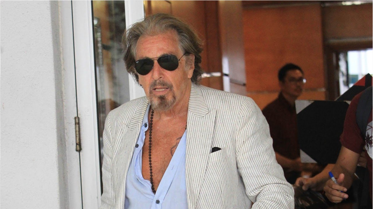 Al Pacino Has A New Gi...