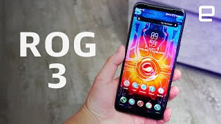 ASUS ROG Phone 3 hands-on: 144 Hz and Snapdragon 865 Plus