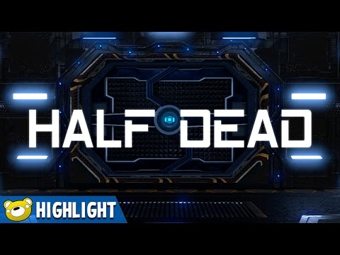 Half Dead - Escape the Exploding Rooms! (Twitch Highlight)