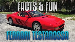 The BM – Facts & Fun – Ferrari Testarossa