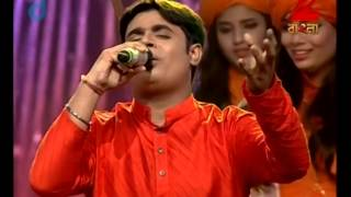Sa Re Ga Ma Pa Gane Gane Tomar Mone - August 28, 2014 - Aritro and Karthik Baul