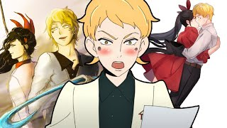 Canon Romances in Tower of God