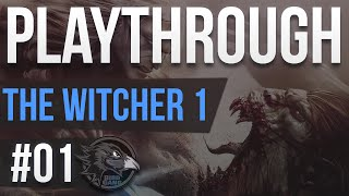 The Witcher - Enhanced Edition PC | Playthrough #01 [FR]