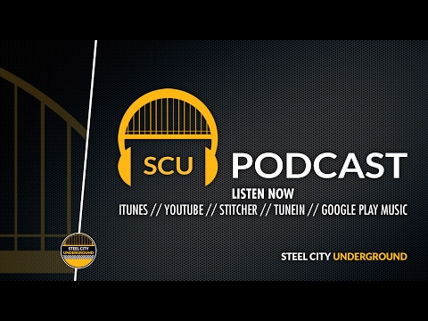 SCU Steelers Podcast: Talking the Steelers past, present and near future