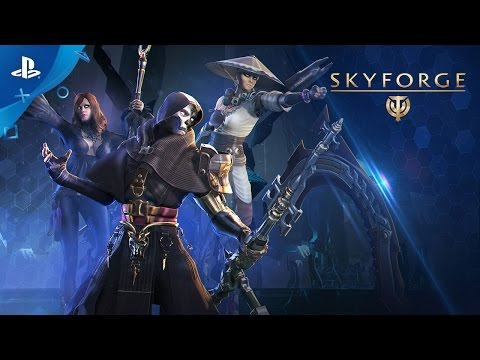 Skyforge - The Risen Exiles Update Release | PS4