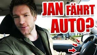 JAN FÄHRT AUTO..?