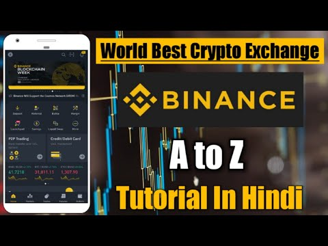 how to trade on binance for beginners in hindi | binance exchange tutorial hindi | crypto exchange