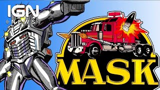 Rom: Spaceknight and M.A.S.K. Movies 'Not Likely' - IGN News