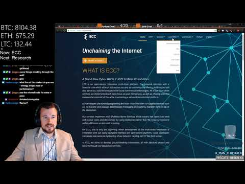 ECC (ECC) | Crypto First-Look Fundamentals