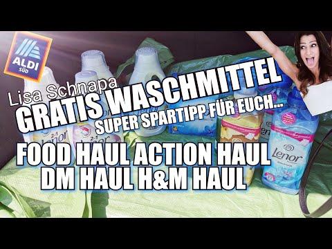 mega-schnÄppchen-haul-|-gratis-|-food-haul-|-action-|-mÜller-|-h&m-|-dm-|-aldi-|-haul-|-coupoing-|