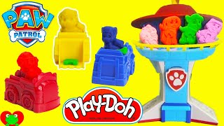 Paw Patrol Play Doh Mold Playset