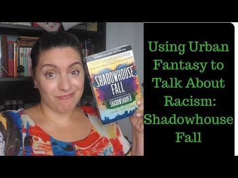 Power, Racism, and Urban Fantasy: A Review & Discussion of Shadowhouse Fall by Daniel Jose Older