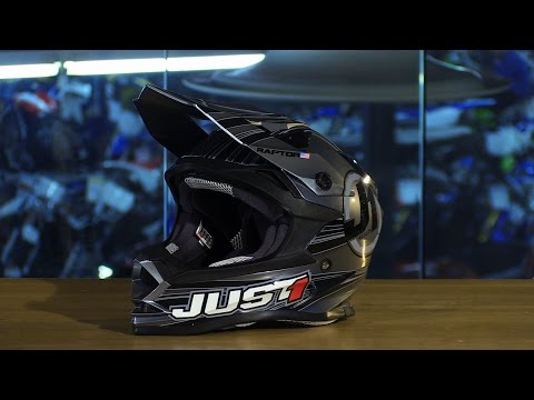 Just1 J32 Raptor Youth Motorcycle Helmet Review