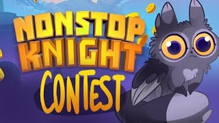 NONSTOP KNIGHT PET CONTEST (sponsored)