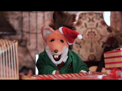 Basil Brush - White Christmas