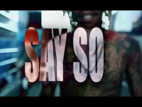Wiz Khalifa - Say So (Instrumental)