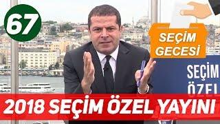 Cüneyt Özdemir ile Seçim 2018 Gecesi Özel Yayını