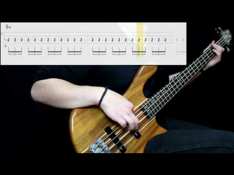 Muse  Knights Of Cydonia Bass  Play Along Tabs In