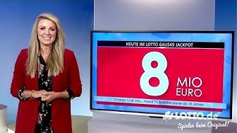 Ziehung der Lottozahlen vom 25.11.2017