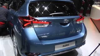 Salone di Ginevra 2015: Toyota Auris