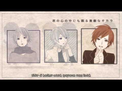 【SoraLoncleaneroRibItou】MUGIC【Indonesia Subtitle】