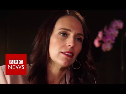 Jacinda Ardern: 'It takes strength to be an empathetic leader' - BBC News