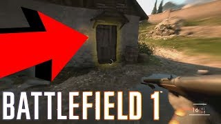 What's behind the door? battlefield 1 top plays of the week #42