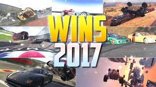 Racing Games WINS | BEST OF 2017