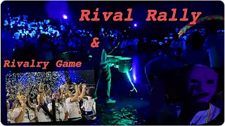 CRAZY RALLY AND RIVALRY GAME *white out rally!!