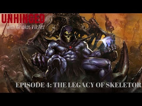 UNHINGED Episode 4: The Legacy of Skeletor