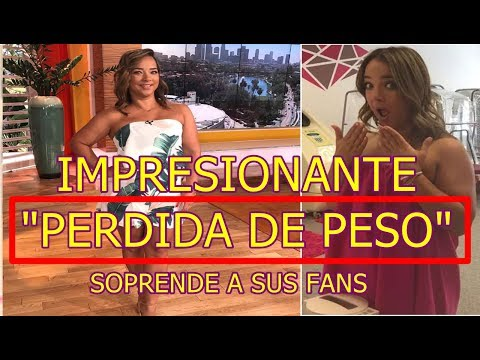 ADAMARI LOPEZ impresiona con NOTABLE DISMINUCIÓN DE PESO pone en su lugar A DETRACTORES