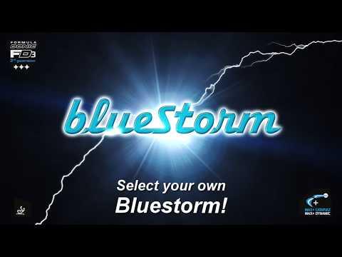 Donic Bluestorm - english