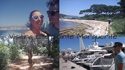 L'Isle Sainte Marguerite, Cannes | TRAVEL VLOG
