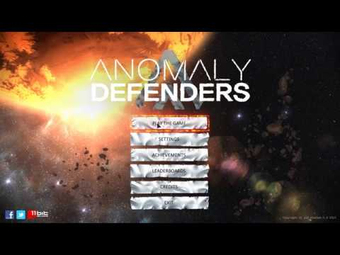 Anomaly Defenders Mission 1 - Hard - Walkthrough |