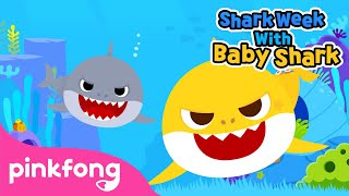 Happy Shark Week with Baby Shark | Baby Shark Show | Pinkfong Songs for Children