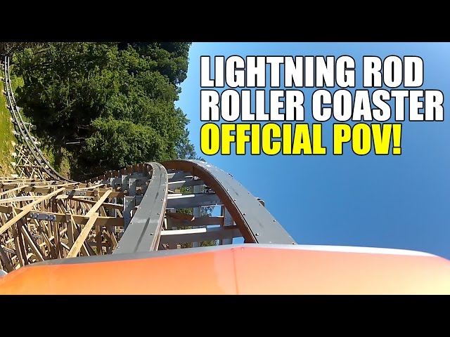 Best Rides & Rollercoasters at Dollywood Theme Park