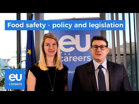 Food Safety Policy and Legislation Administrators | EU Careers