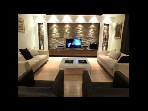 Living room designs nigeria youtube for What size tv do i need for a 12x15 room