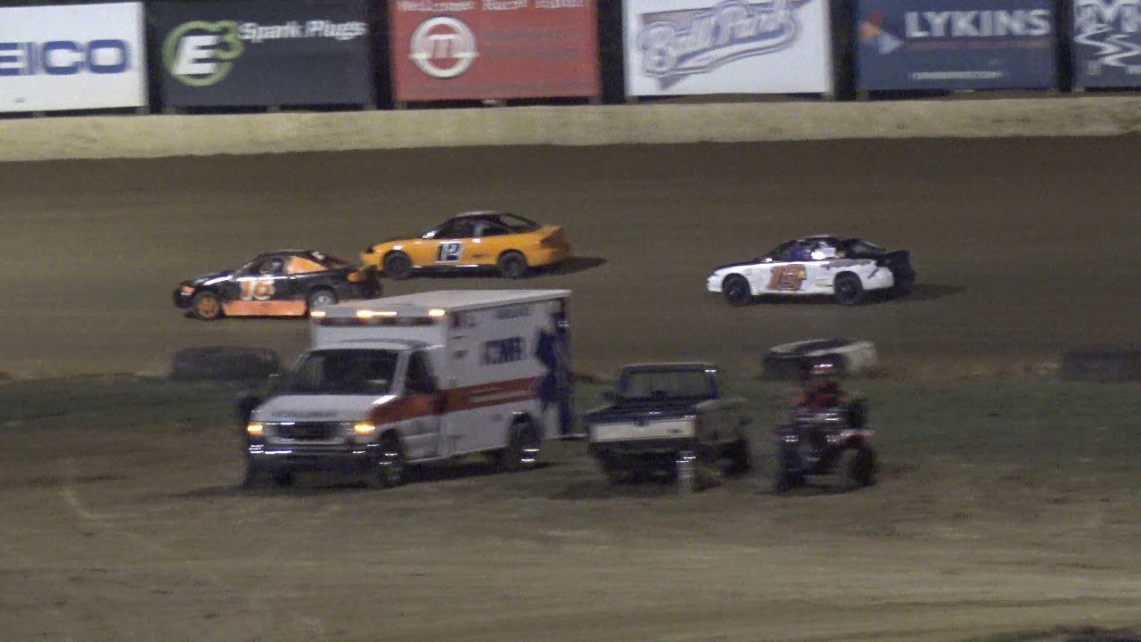 Florence Speedway   4/6/19   Hornets   Feature