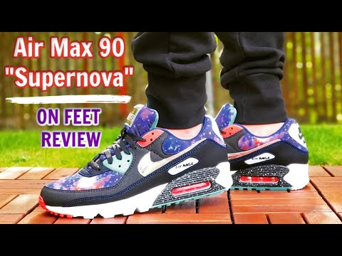 air max 90 supernova review