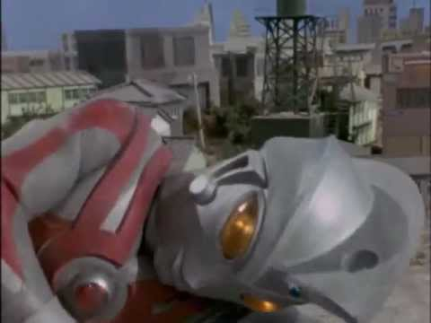 Ultraman Ace vs Brocken