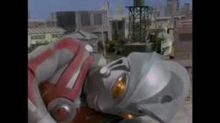 Ultraman Ace vs Brocken